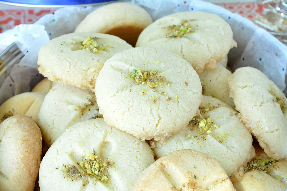 Nan Khatai Recipe