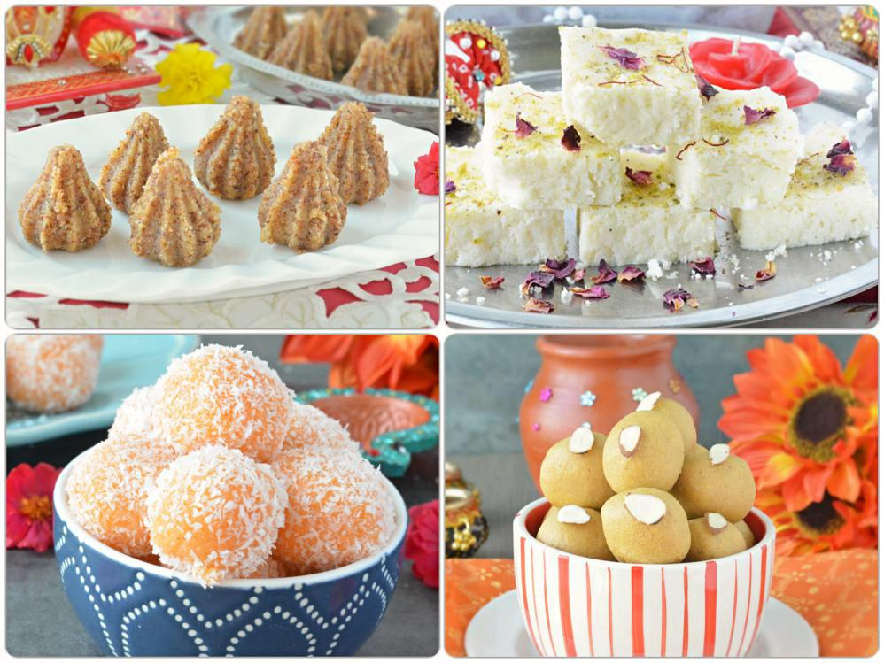 Ganesh Chaturthi Festival recipes