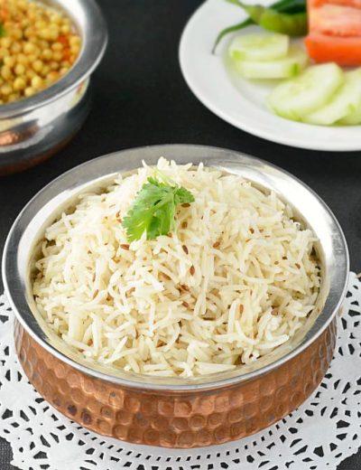 Jeera Rice Recipe - Ruchiskitchen