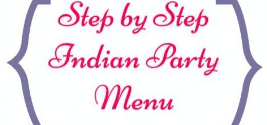 meal menu