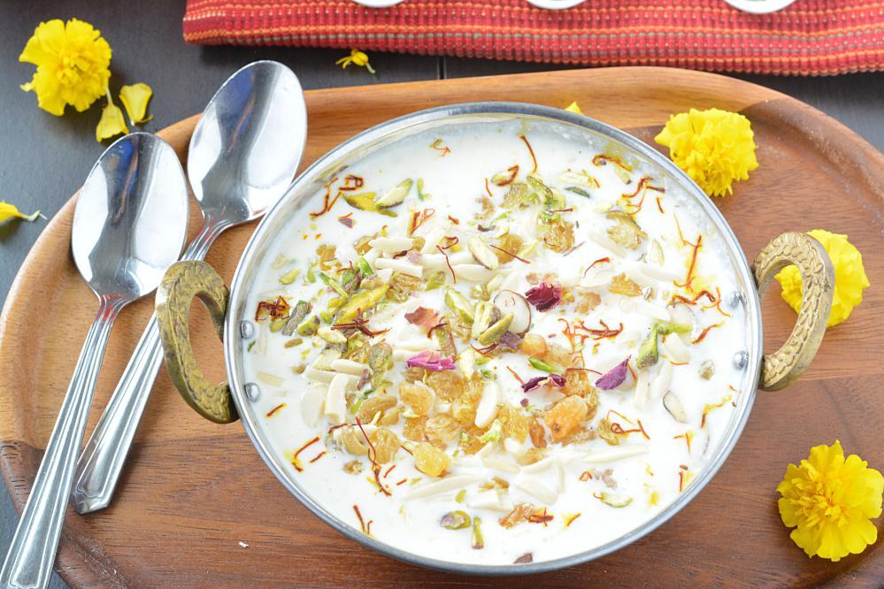 Instant Paneer Rabri or Rabdi