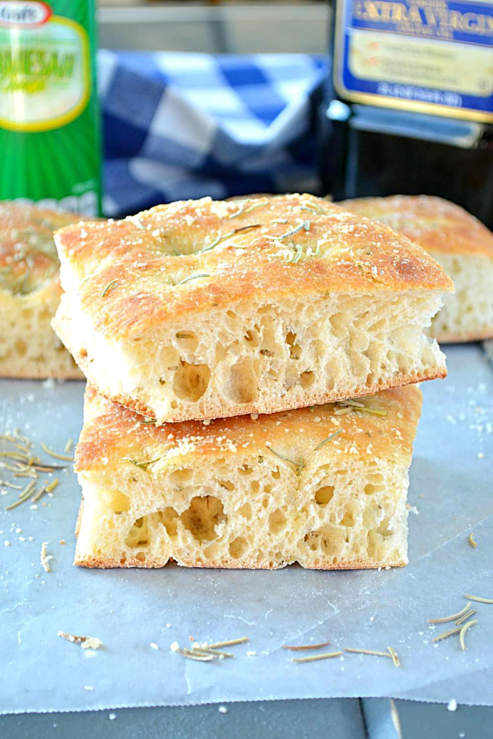 Focaccia Bread Recipe Homemade How To Make