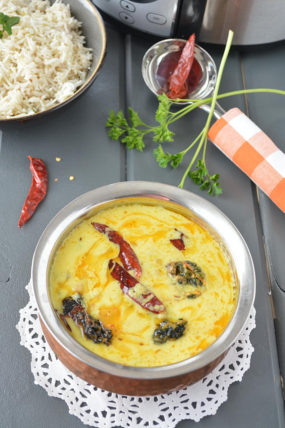 Punjabi kadhi recipe in slow cooker how to make crockpot kadhi punjabi kadhi recipe in slow cooker forumfinder Image collections