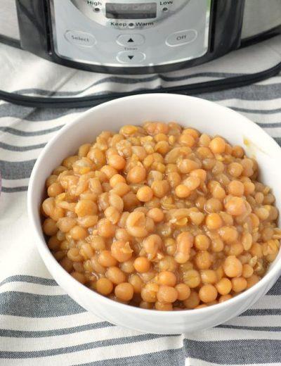 Slow cooker Matra ki chaat