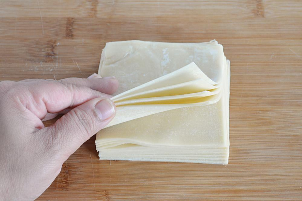 How To Make Homemade wonton Wrappers