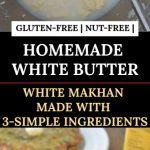 Homemade White Butter Pinterest Pin