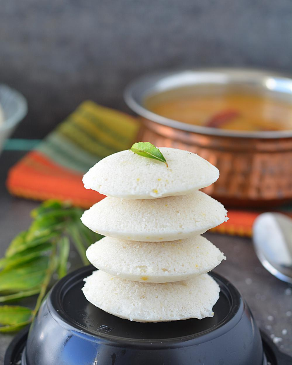 Instant Rice Idli, homemade instant idli mix, rice idli ...