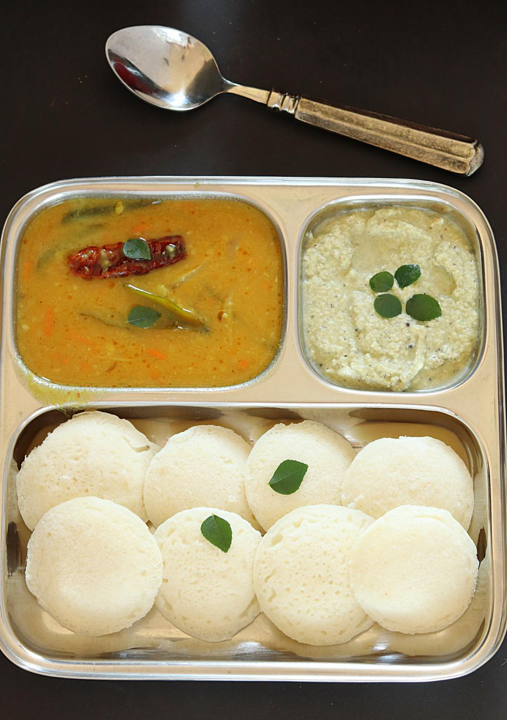 Sambar Recipe - Ruchiskitchen
