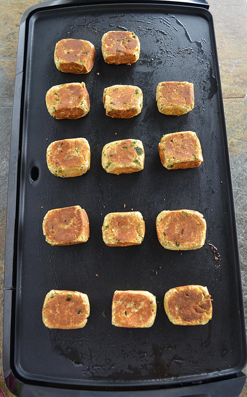 Healthy Paneer Cutlets