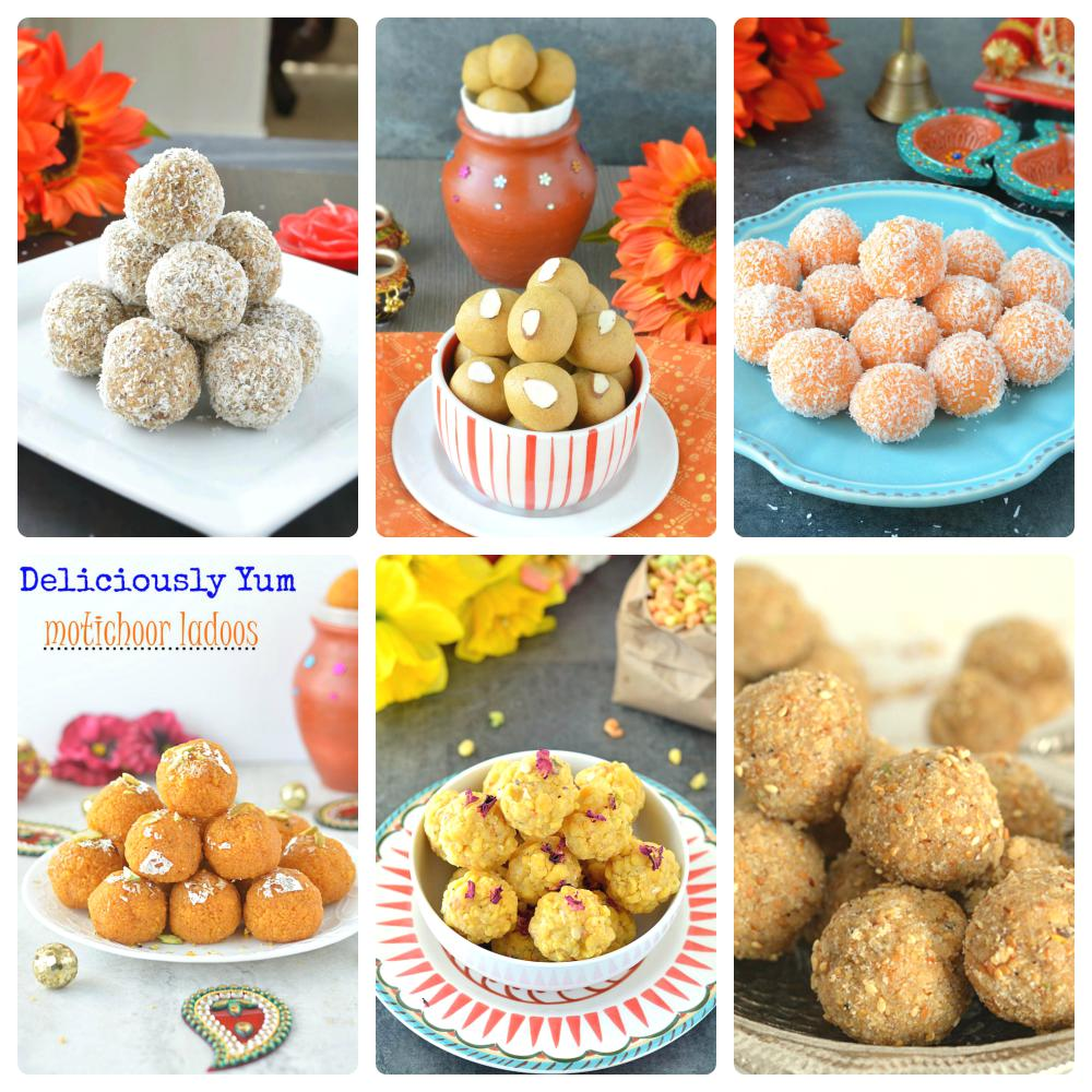 Easy ladoo recipes for festive season