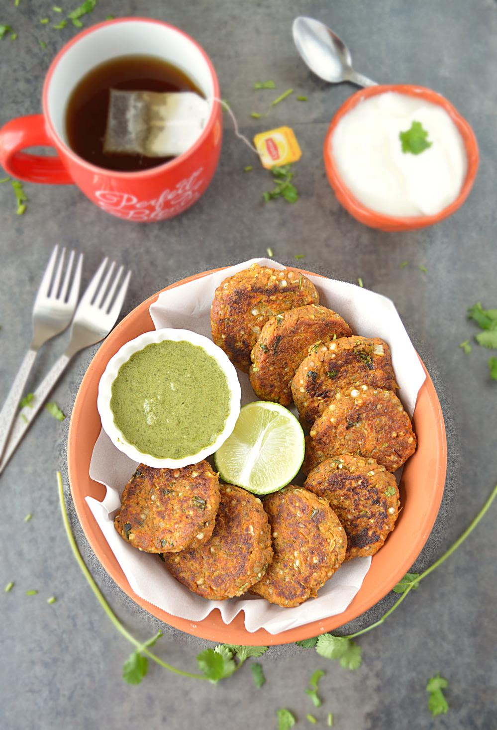 Sweet Potato Cutlet, vrat ki cutlets