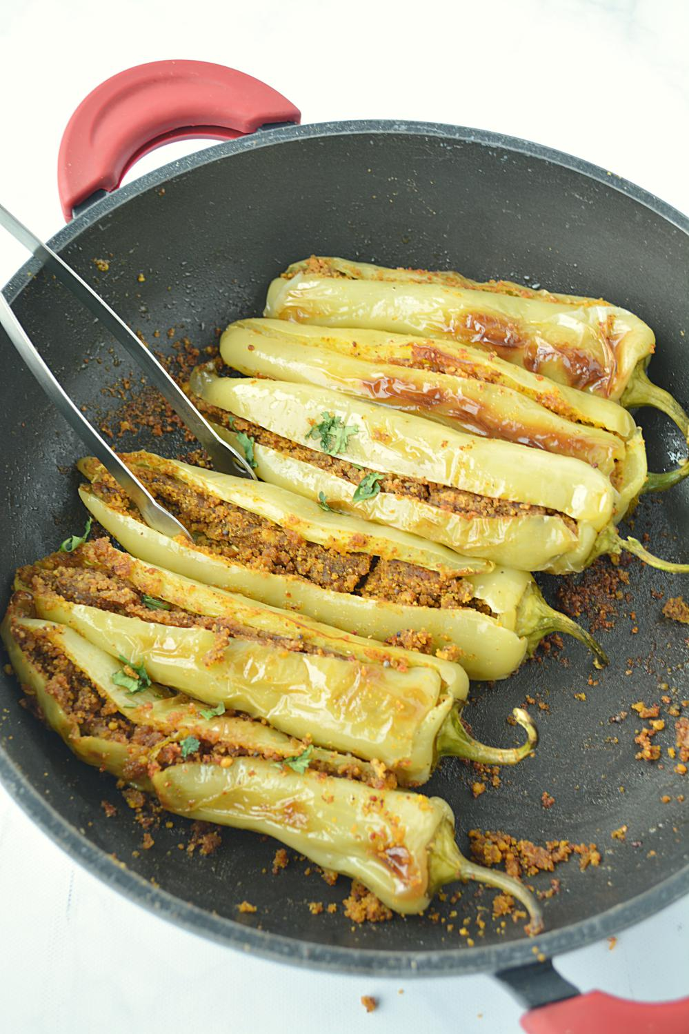 Bharwan Mirchi Recipe photo