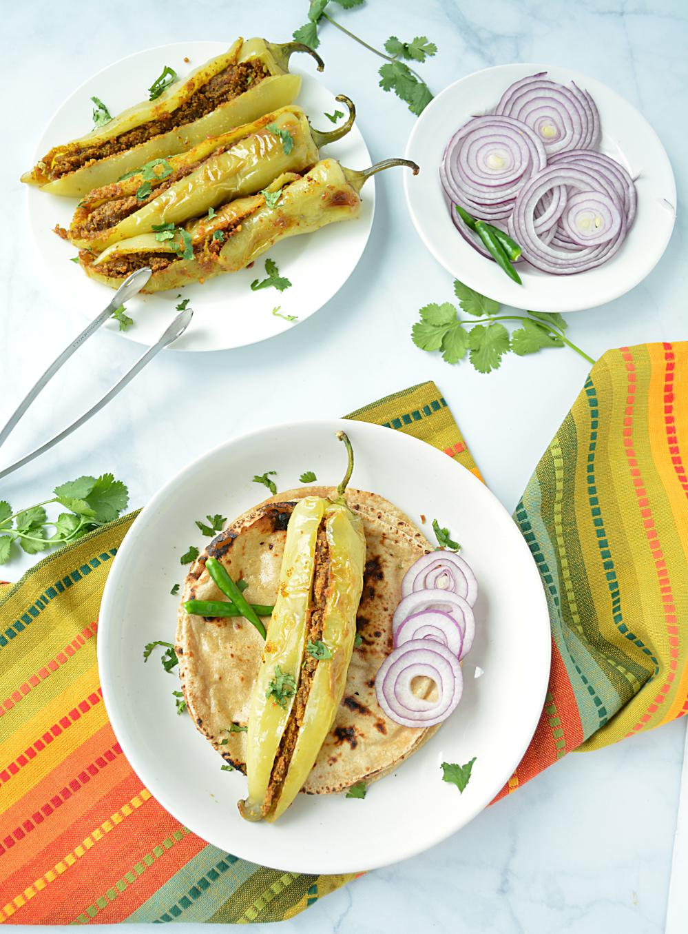 Bharwan Mirchi Recipe image