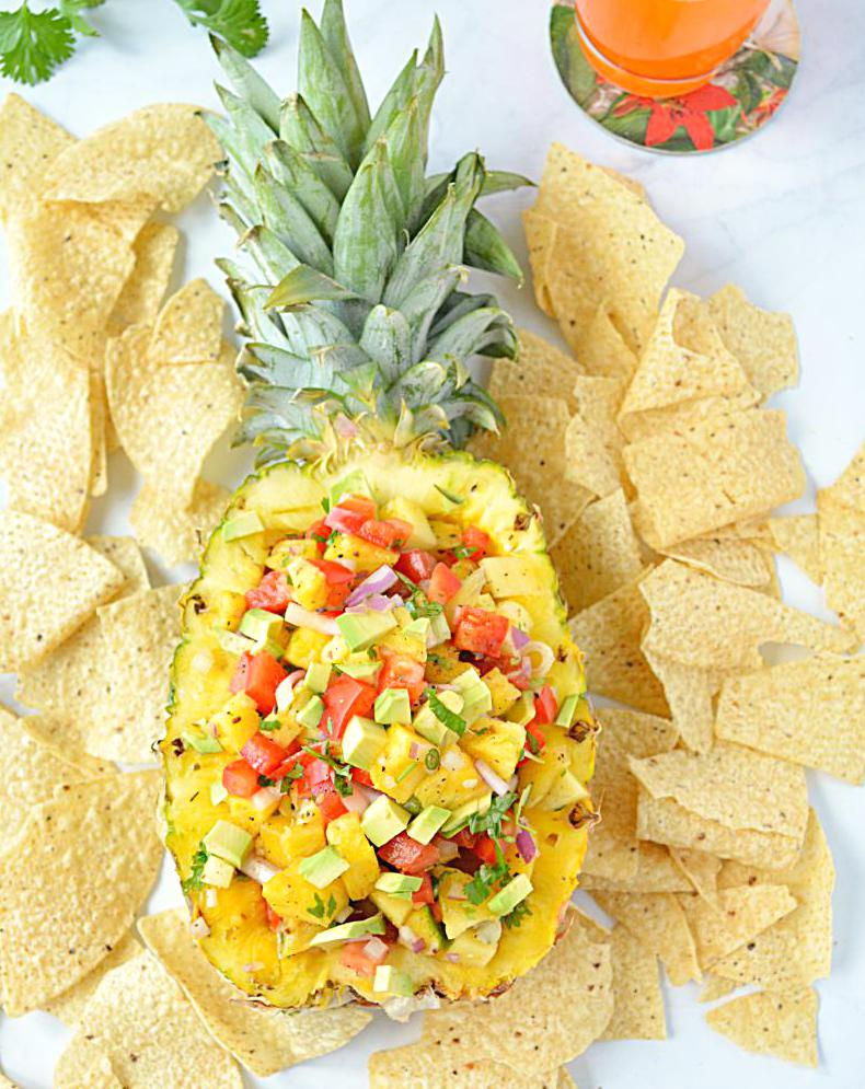 Pineapple Salsa Recipe picture