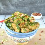 Kung Pao style Brussel Sprouts-6