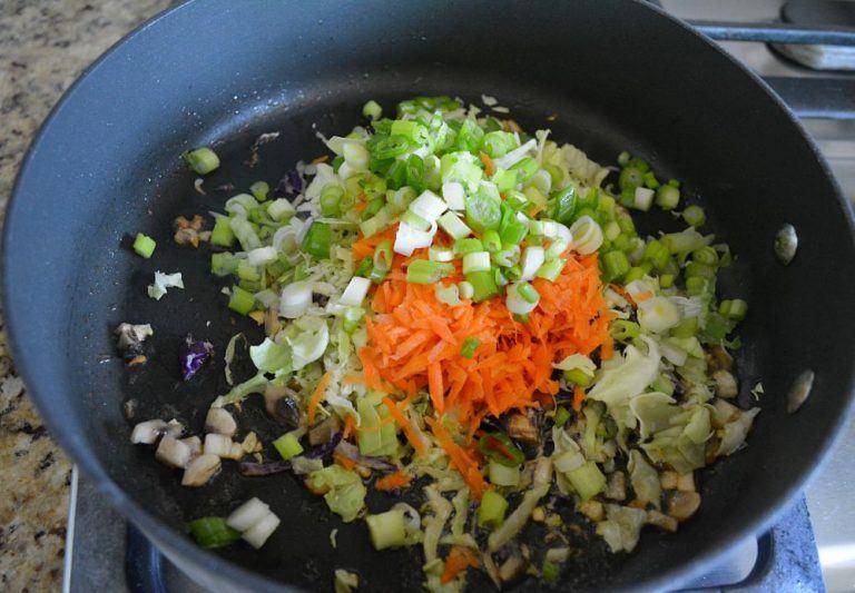 Veggie Potstickers Recipe