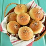 Homemade Mini Burger Buns