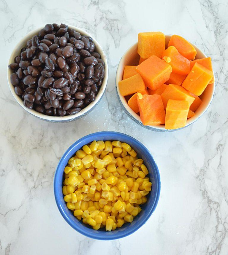 how to cook black beans and quinoa