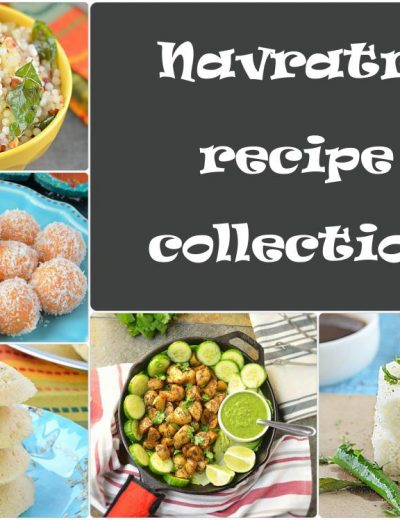 40 Navratri Recipe Collection
