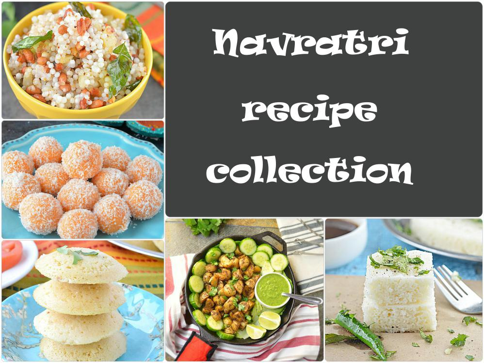 Navratri Recipe Collection