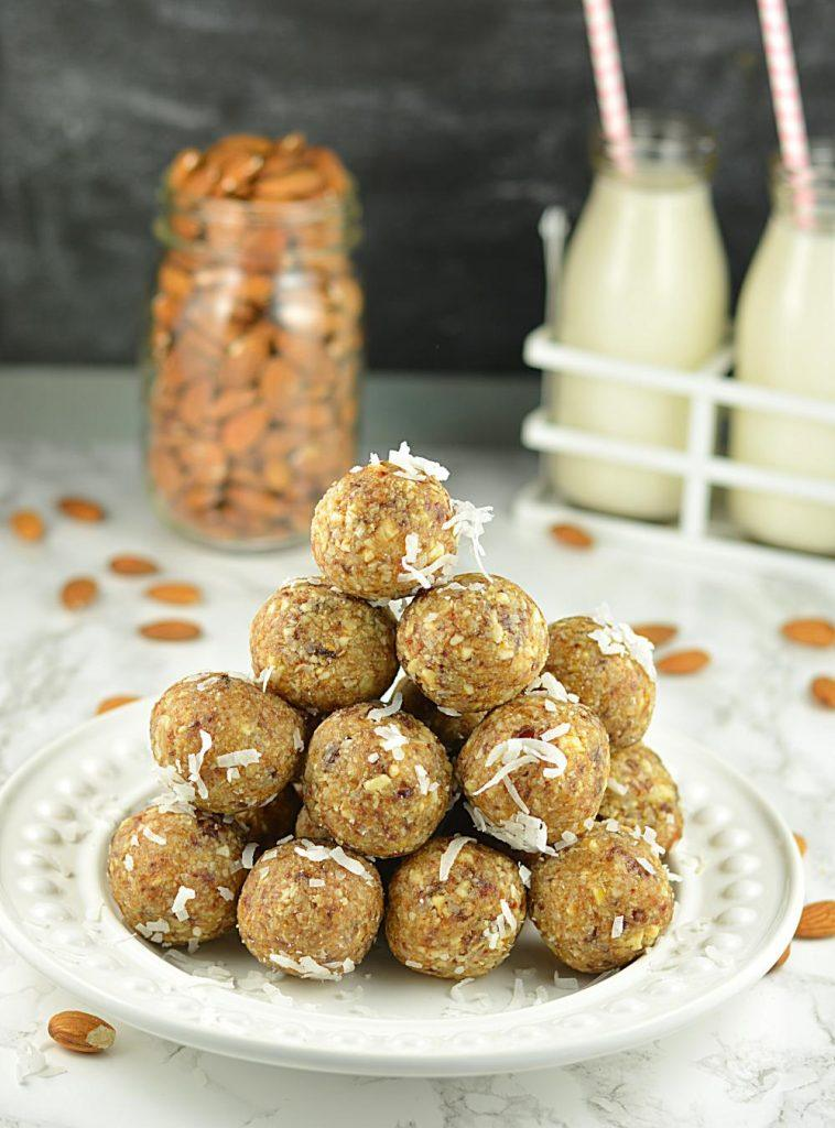 No Bake Healthy Energy Bites No Cook Healthy Energy Balls