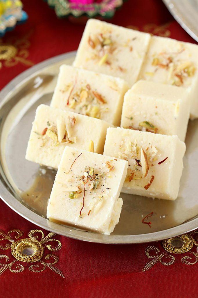 Indian Festival sweet - Burfi