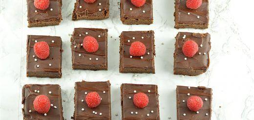Vegan Chocolate Brownie
