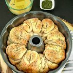 Easy One Hour Pull-Apart Garlic Rolls - Ruchiskitchen