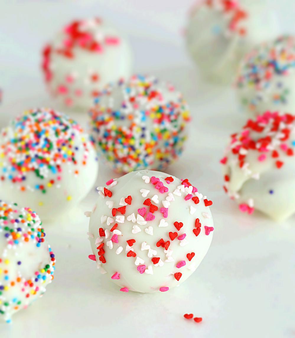 No bake Tiramisu Truffles - Ruchiskitchen