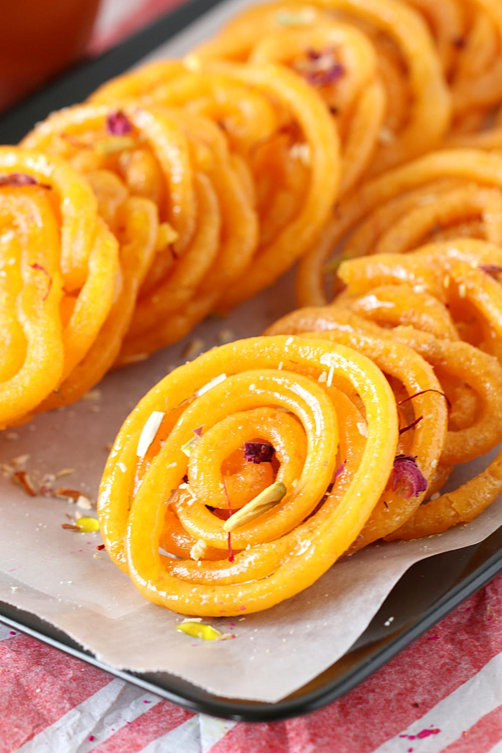 Jalebi Recipe Step By Step Jalebi Recipe With Pictures