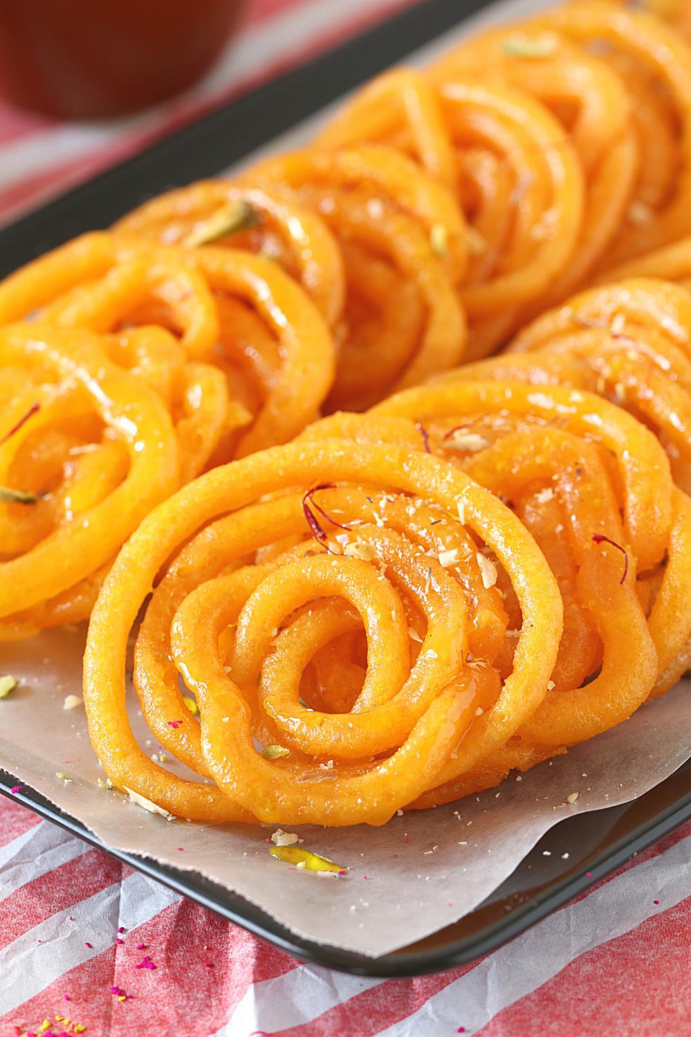 recipe of jalebi