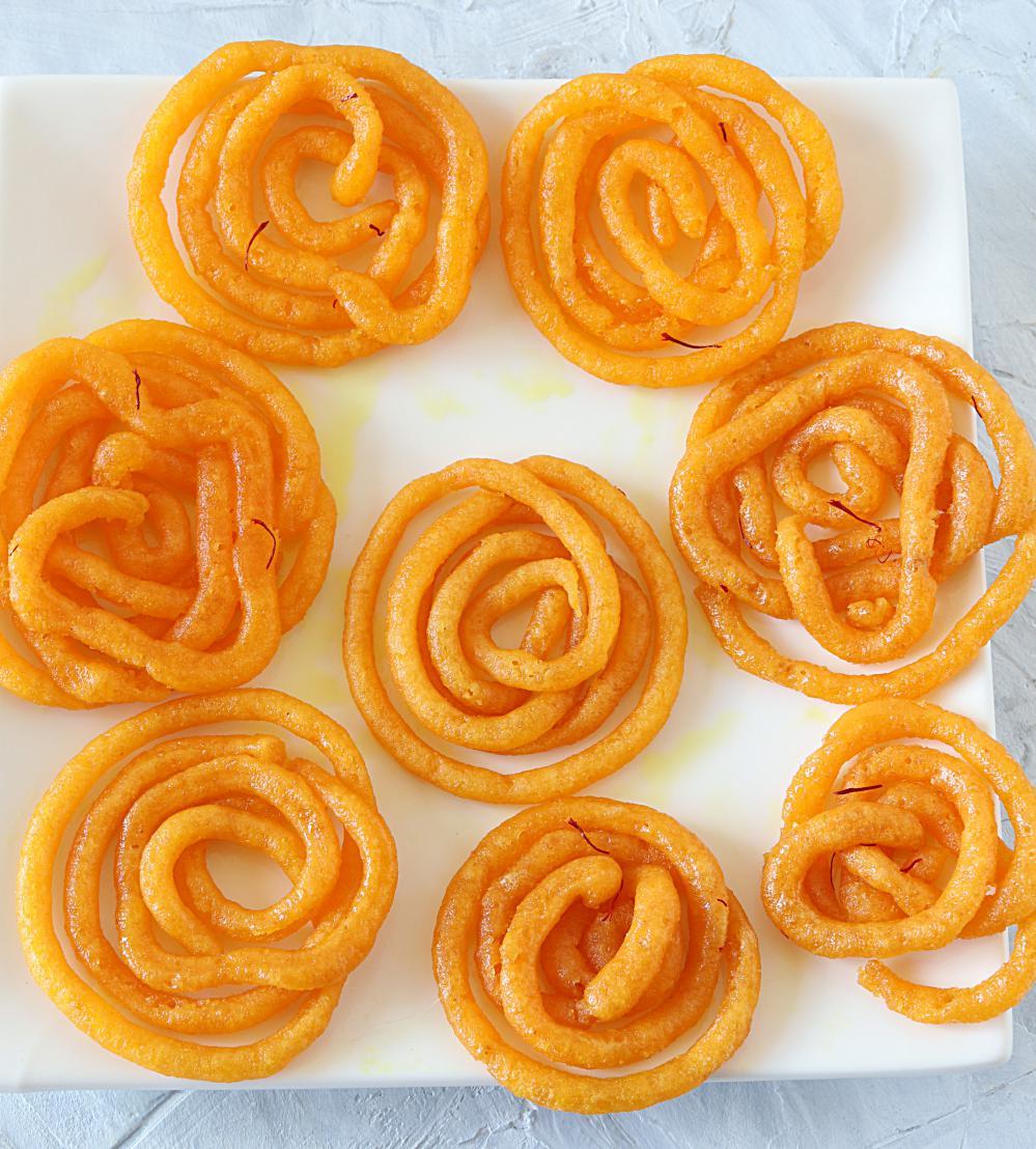 Jalebi Recipe, step by step jalebi recipe with pictures ...