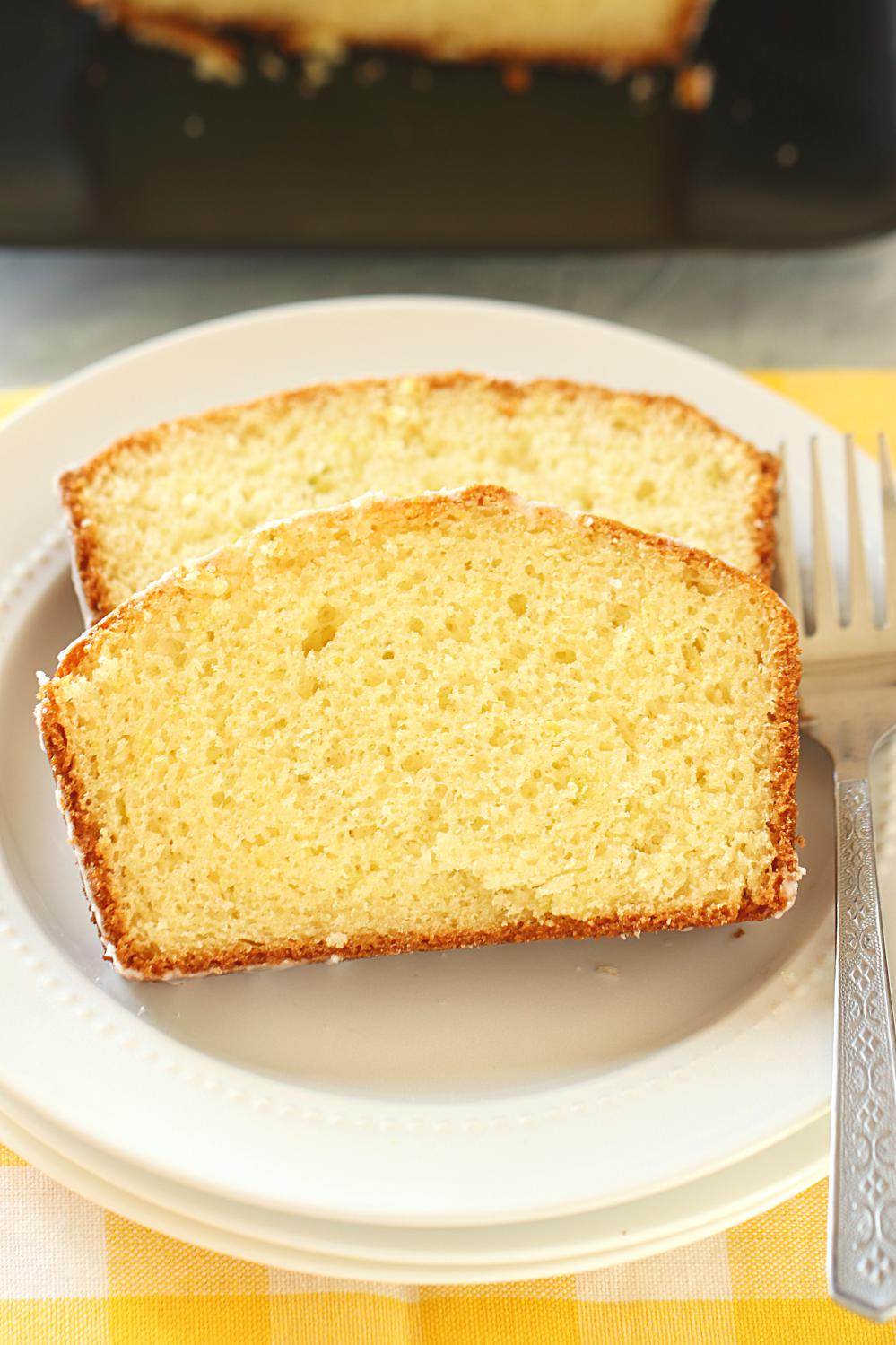 How To Make Up Lemon Pound Cake
