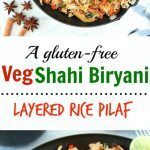Shahi vegetable biryani- Ruchiskitchen