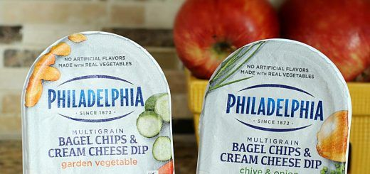 Philadelphia Bagel Chips & Cream Cheese Dips