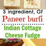 How to Make Paneer Burfi