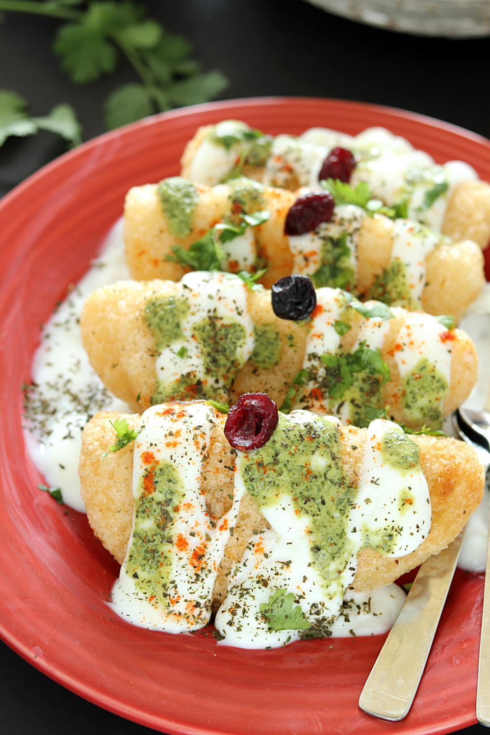 Holi Dahi gujiya recipe
