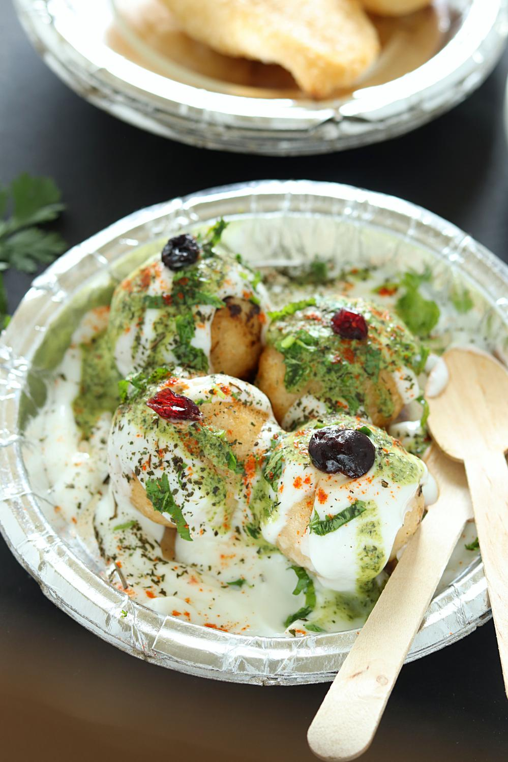 Dahi gujiya recipe for holi