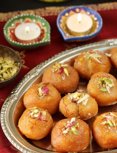 Balushahi Recipe