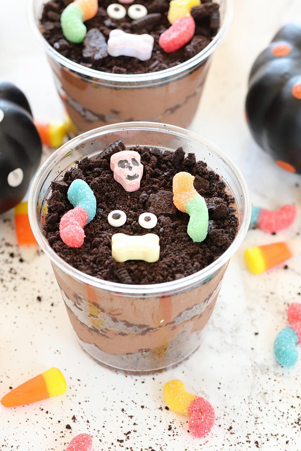 Halloween Brownie Recipe