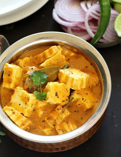 Paneer Kali Mirch