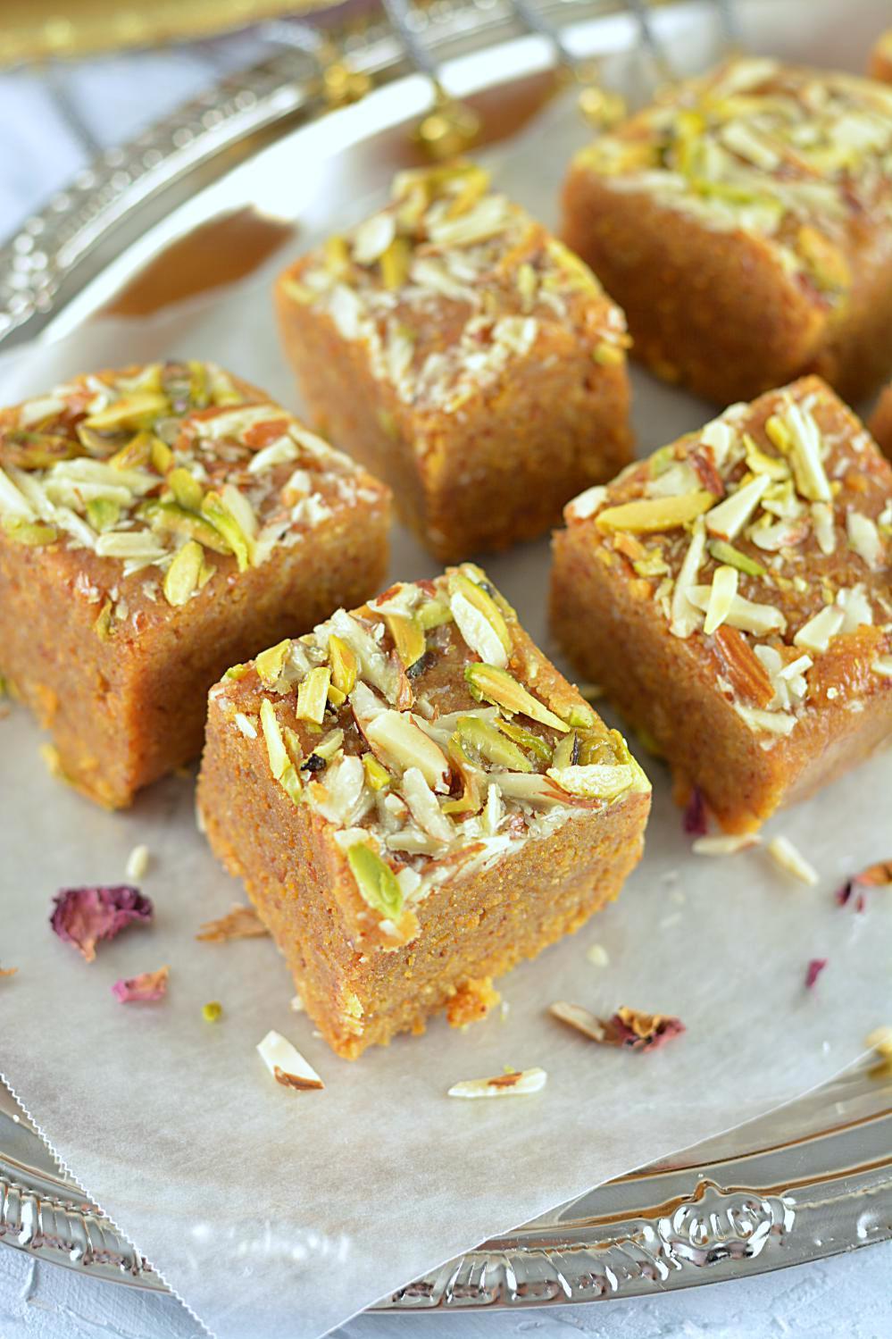 Dodha Burfi Recipe