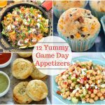 Collection of 12 Yummy Game Day Appetizers - Ruchiskitchen