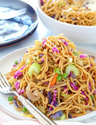 Veg Chow Mein