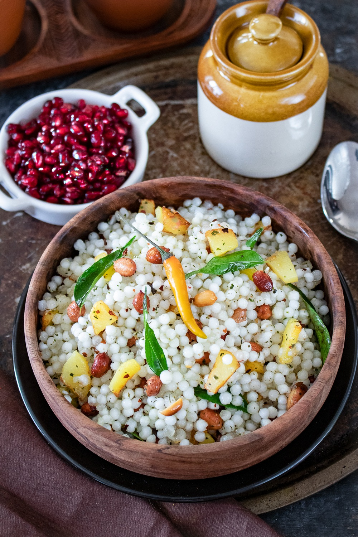 Mahashivratri Vrat Recipes - Sabudana khichdi