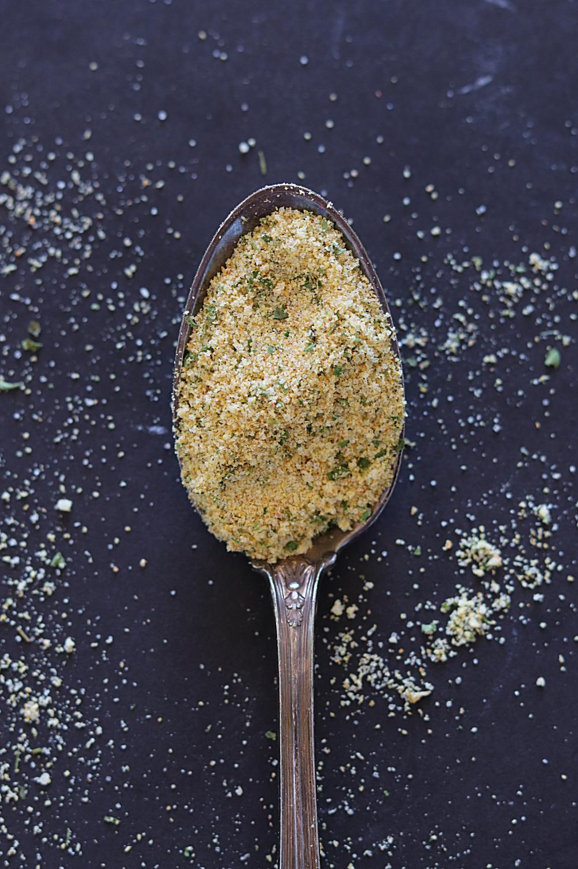 Homemade vegan spice mix- Ruchiskitchen.com