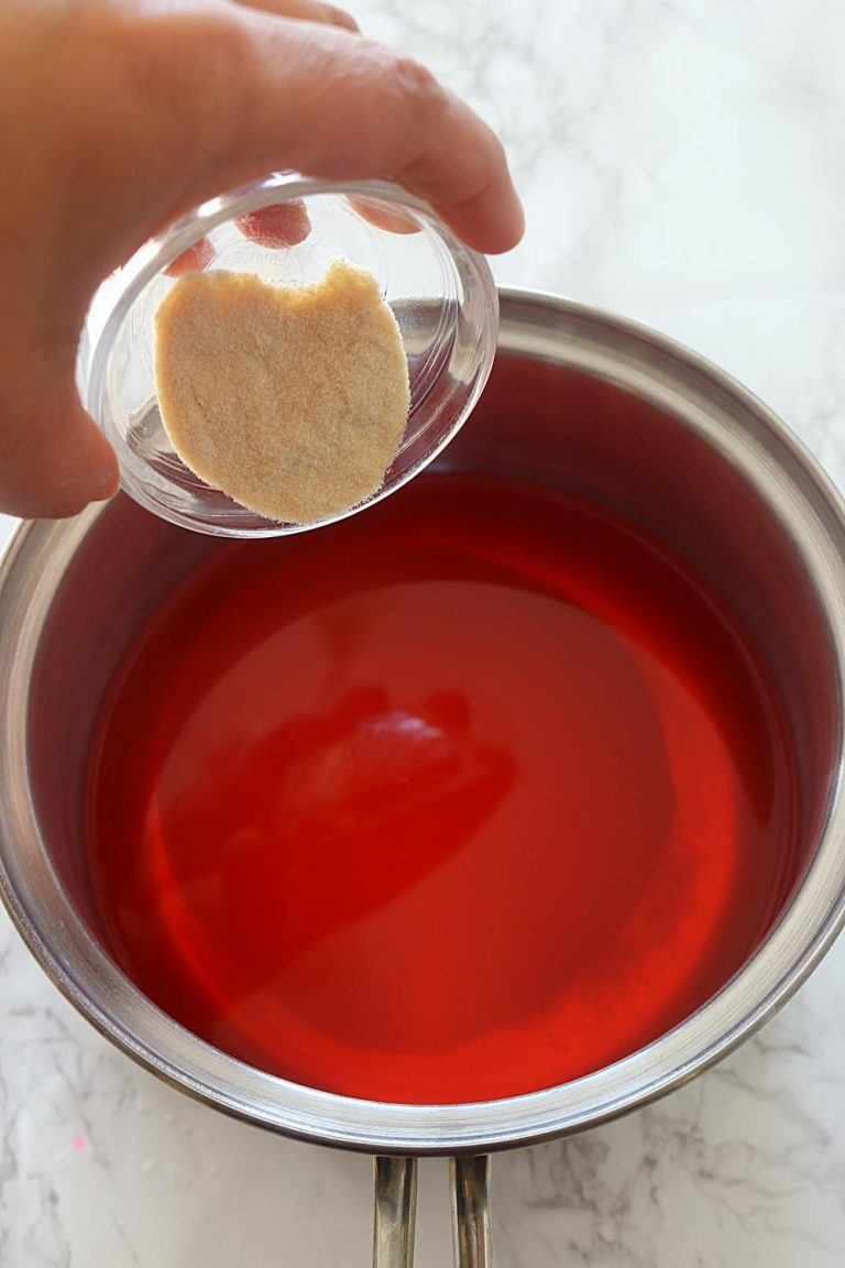 How to make Vegan Jello