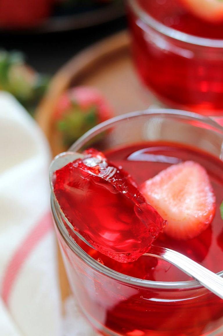 Homemade Vegan Strawberry Jelly How To Make Jelly Without