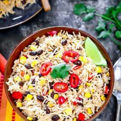 Instant Pot Fiesta Rice