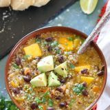 Instant Pot Butternut Squash And Quinoa Stew - Ruchiskitchen